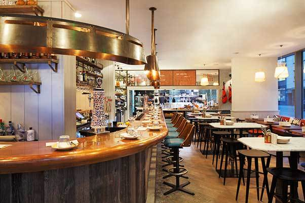 Viva La Affordable Tapas At New Shoreditch Restaurant Tapas Revolution