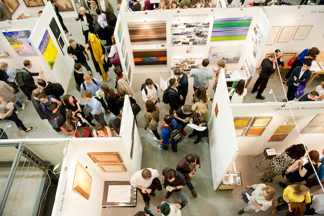 Browse Art From 130 Undiscovered Artists At The Other Art Fair