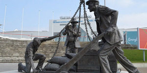A Working Class Statue Is Something To Be...