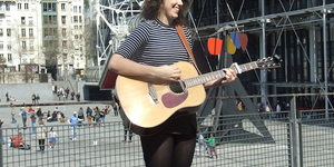 Meet The Winner Of London's Big Busking Competition
