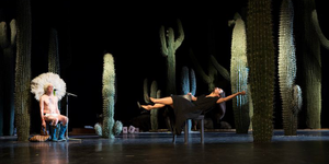Pina Bausch Creates A Surreal World Of Dream And Dance