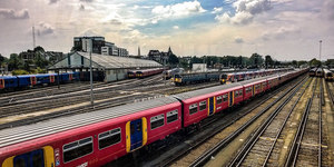 Chaos As Clapham Junction 'Meltdown' Causes Delays