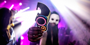 Win One Of 50 Pairs Of Tickets For Cubanisto's House Of Mask Party