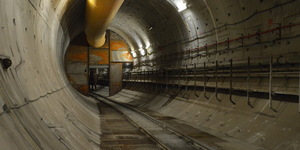 Can you name London's deepest tunnel?