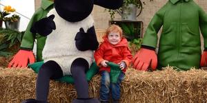 Easter Weekend Fun With Shaun The Sheep At Kew Gardens