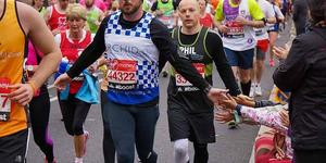 In Pictures: London Marathon