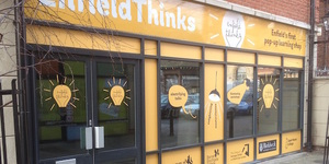 Pop Up Learning For Everyone At EnfieldThinks