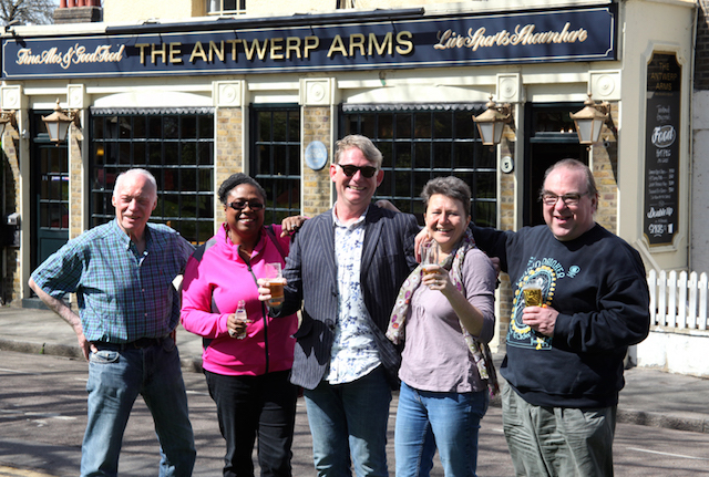 A Revolution With Soul: How The Antwerp Arms Was Rescued By The Community