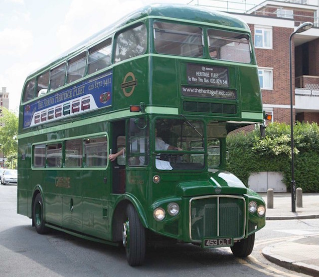 Explore London's Architectural History On A Routemaster
