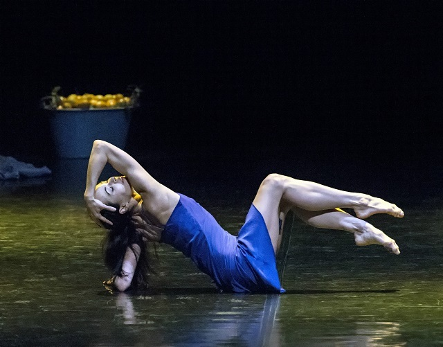 Wonderful Baffling Ballet And Lemons: Diana Vishneva