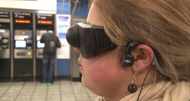 Video: New App Helps Blind People Navigate The Tube