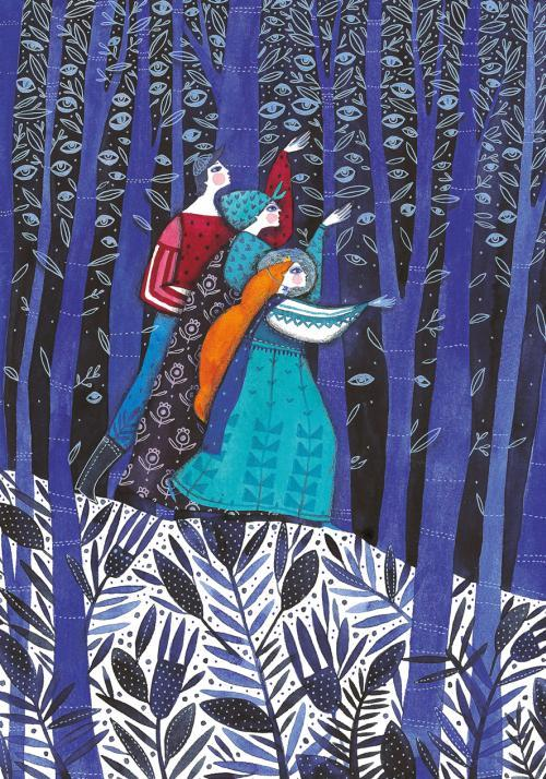 See Beautiful Fairy Tale Illustrations In A Free Pop-Up Exhibition