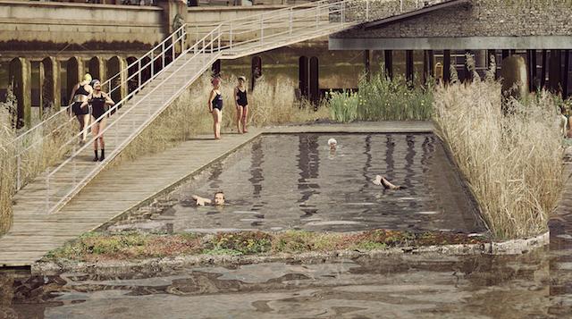 Thames Baths Launches On Kickstarter
