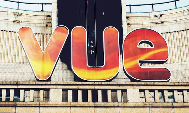 Deal Of The Day: Two Vue Cinema Tickets For £14