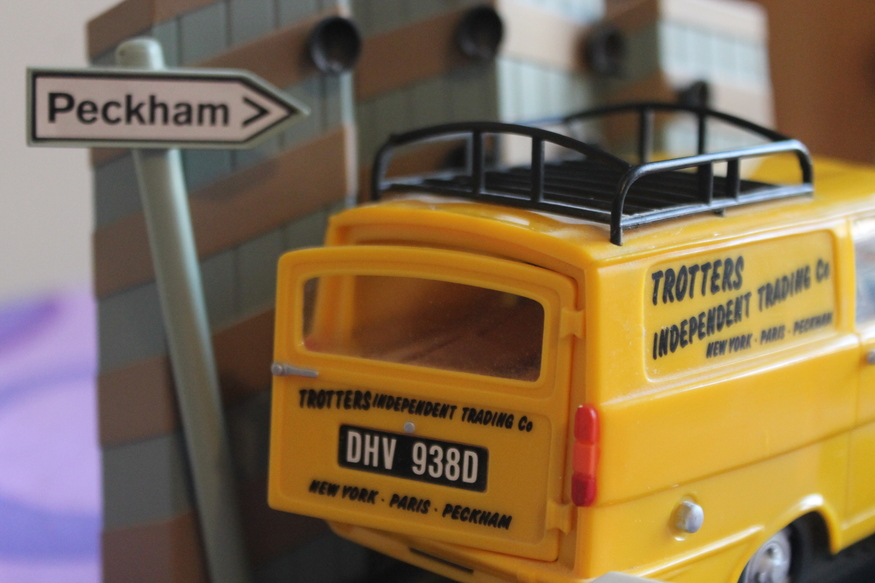 Is It Possible To Write About Peckham Without Mentioning Del Boy?