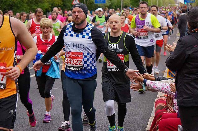 In Pictures: London Marathon
