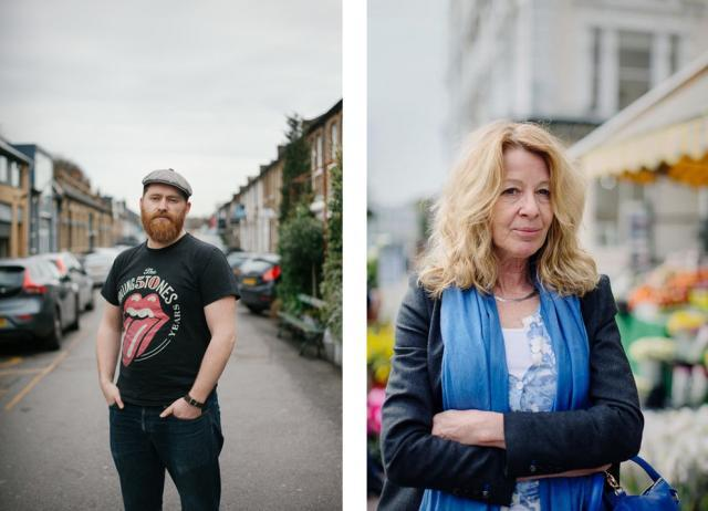Photography Project Captures Voters In The Country's Closest Seat