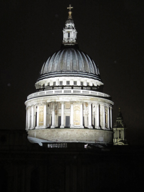 Londonist Out Loud: Night Walking