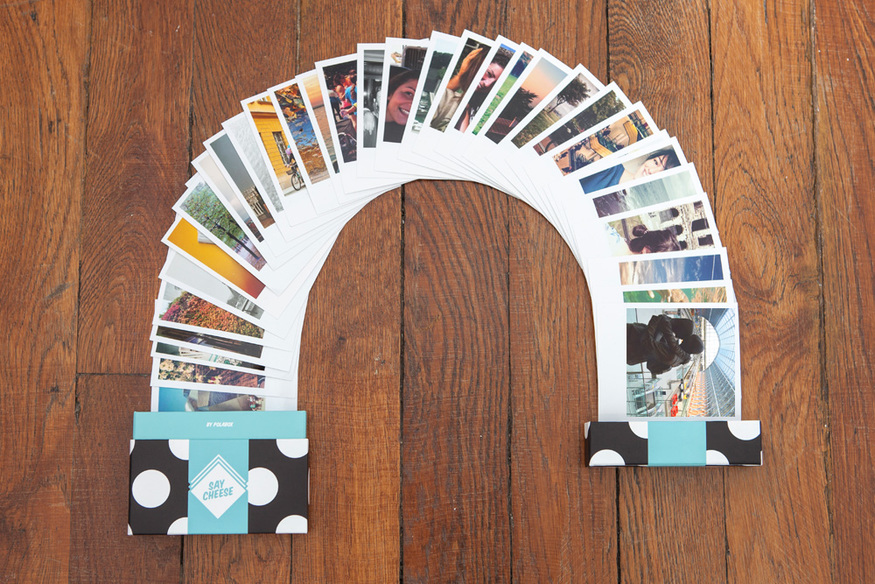 Reader Offer: Get Your Photos Printed Polaroid-Style For £7.95