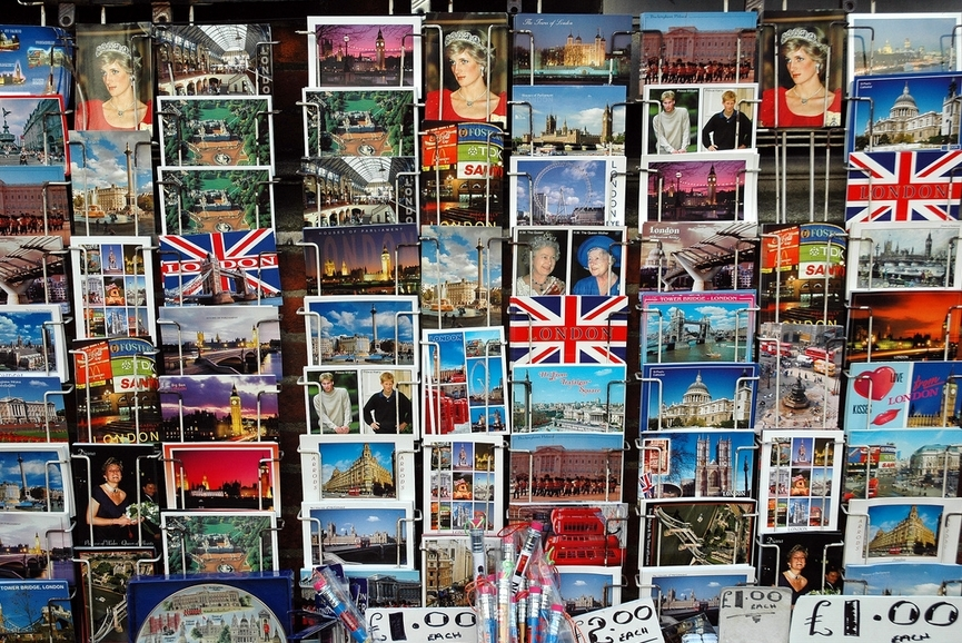 Do You Have A Staggering Collection Of London-Related Memorabilia?