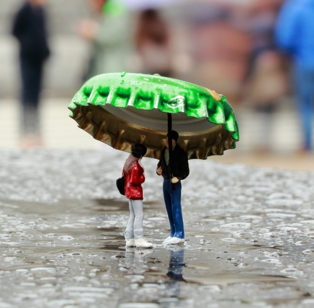 Tiny Heroes Take To The Streets Of London