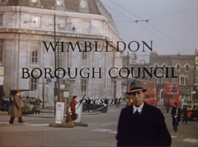 Newly Digitised Film About Wimbledon In The 1950s