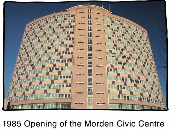 50 Merton Moments To Celebrate The Borough's Half-Century