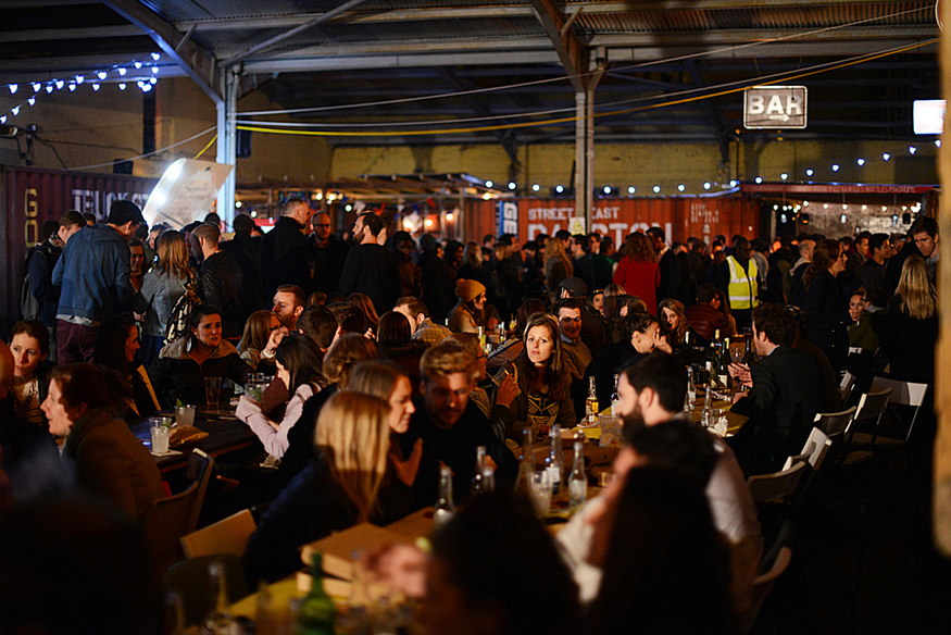 London's Best Street Food Night Markets This Spring And Summer