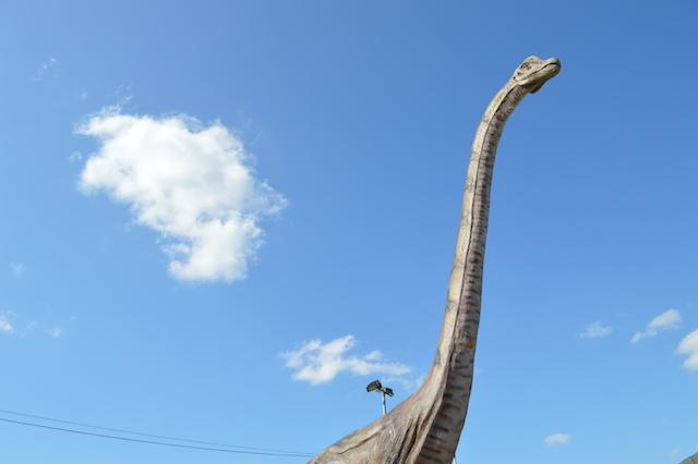 A Trip To The Dinosaur Mini Golf