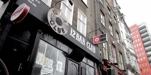 Goodbye To Tin Pan Alley's 12 Bar Club