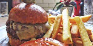Deal Of The Day: 47% Off Two-Course Meal And Prosecco