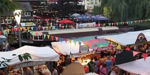 Gluten-Free Food Festival In Camden This Weekend