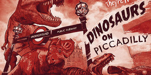 Jugglers, Jungles And Jurassic: Unique Perspectives Of London