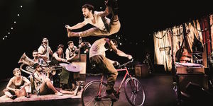 Deal Of The Day: Scotch And Soda Circus At London Wonderground