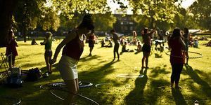We Want Your Short Stories About London's Green Spaces