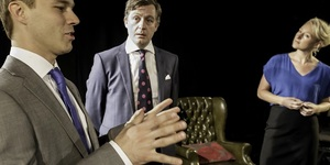 Kingmaker: A Snappy Satire On The Demons That Drive Politicians
