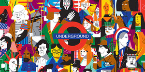 London's Character Reflected Through Artists' Visions Of Public Spaces