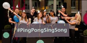 Sing Song At Ping Pong