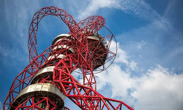 Deal Of The Day: Climb The ArcelorMittal Orbit For Half-Price