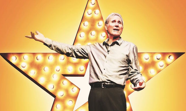 Deal Of The Day: 50% Off Tickets To Just Jim Dale At Vaudeville Theatre