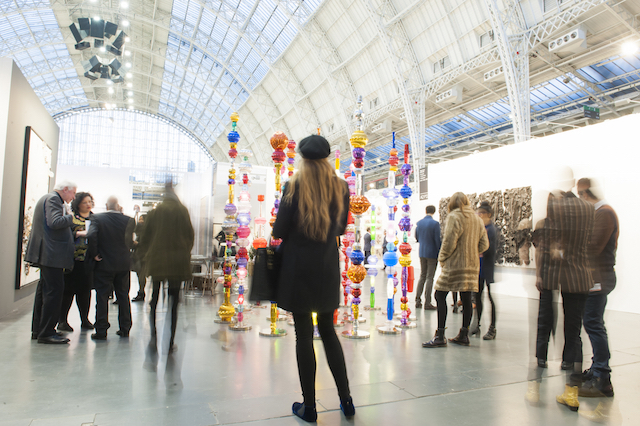 2 For 1 Ticket Offer: Art15 At Olympia London