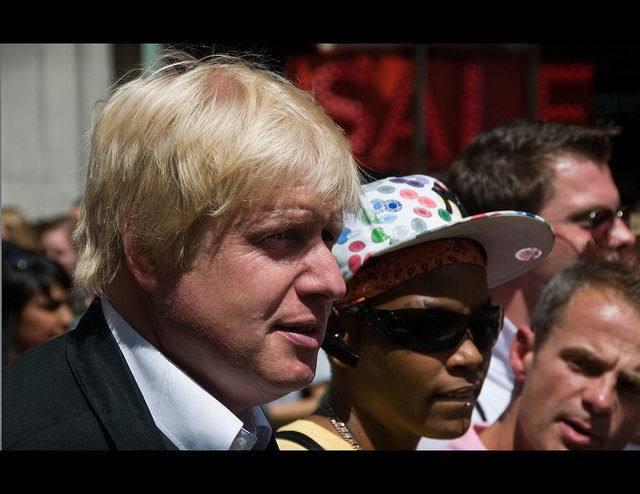 Your Chance To Question Boris