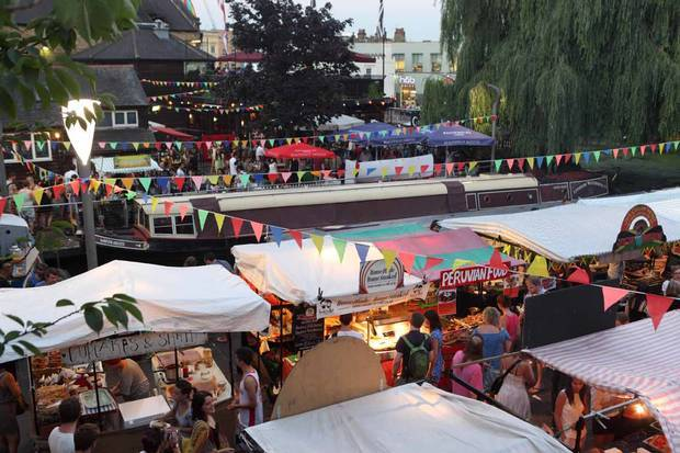 Gluten-Free Food Festival In Camden This Weekend