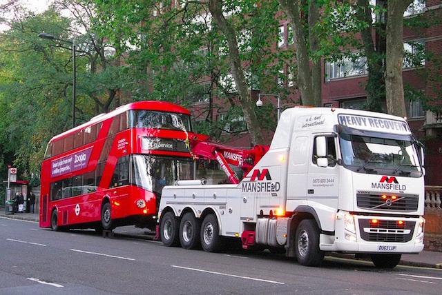 Friday Photos: London Buses