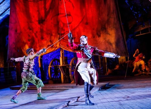 Peter Pan Sets Spirits Soaring In Regent's Park