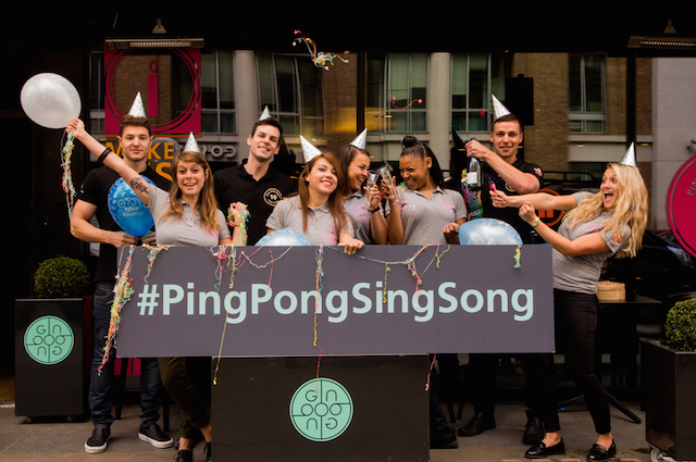 Sing Song At Ping Pong