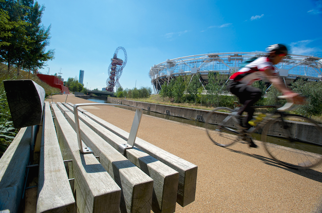 Free Family Fun: Half-Term At Queen Elizabeth Olympic Park
