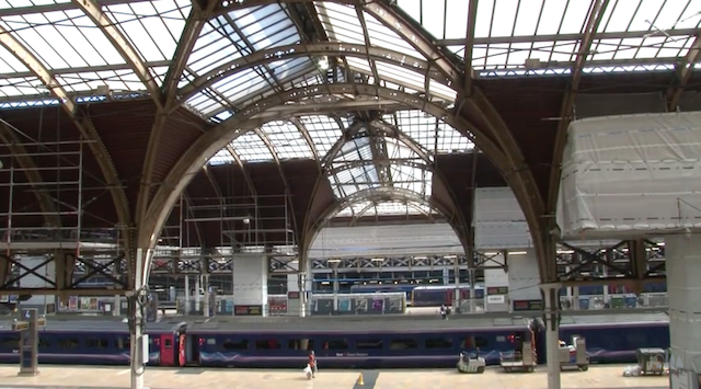 Video: Secrets Of Paddington Station