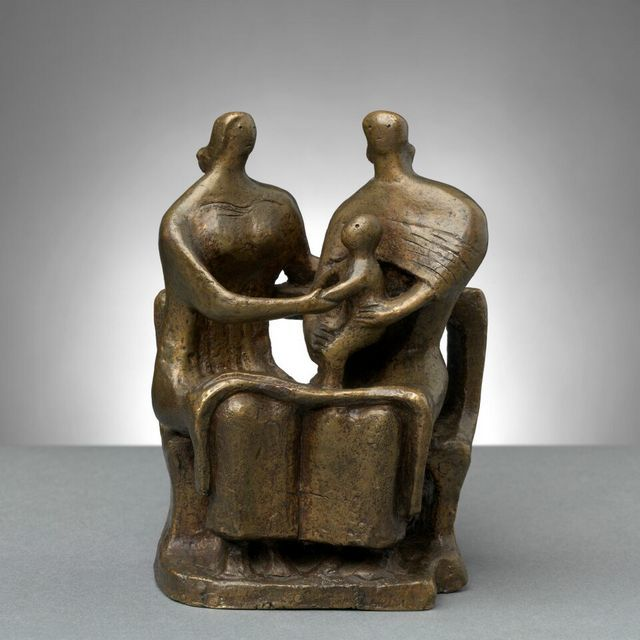 Lots More Of Henry Moore In Three Exhibitions