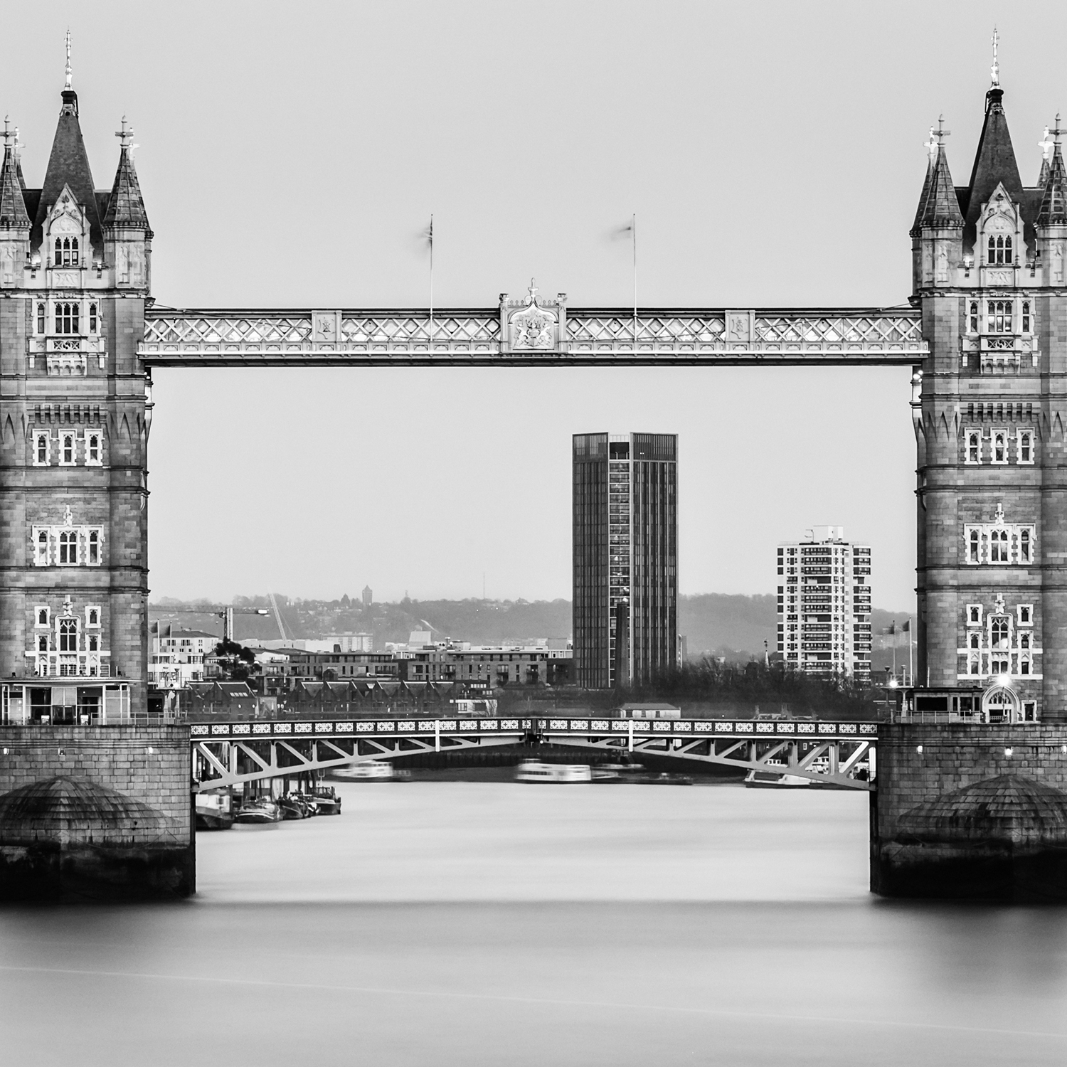 See Photos Of London Without Any People